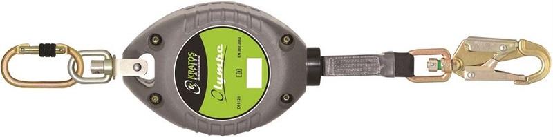 KRATOS FA2050003 Visszahúzható zuhanásgátló